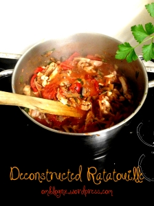 OmBlog Deconstructed Ratatouille