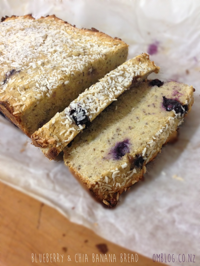 Blueberry & Chia Bread Loaf